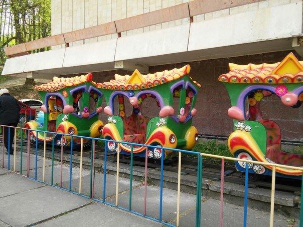 Відпочинок у Парку культури: що цікавого (ФОТО) (фото) - фото 10