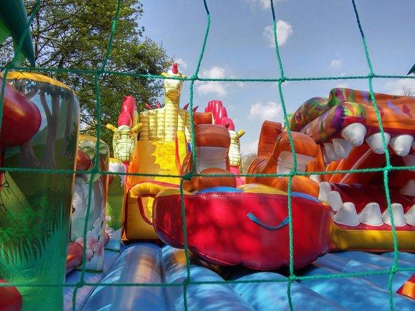 Відпочинок у Парку культури: що цікавого (ФОТО) (фото) - фото 13