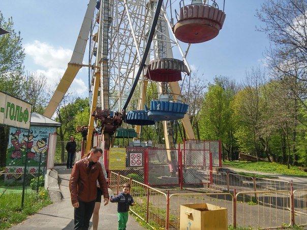 Відпочинок у Парку культури: що цікавого (ФОТО) (фото) - фото 20