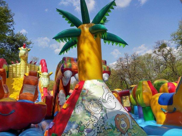 Відпочинок у Парку культури: що цікавого (ФОТО) (фото) - фото 12