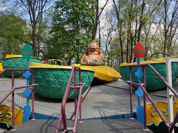 Відпочинок у Парку культури: що цікавого (ФОТО) (фото) - фото 9