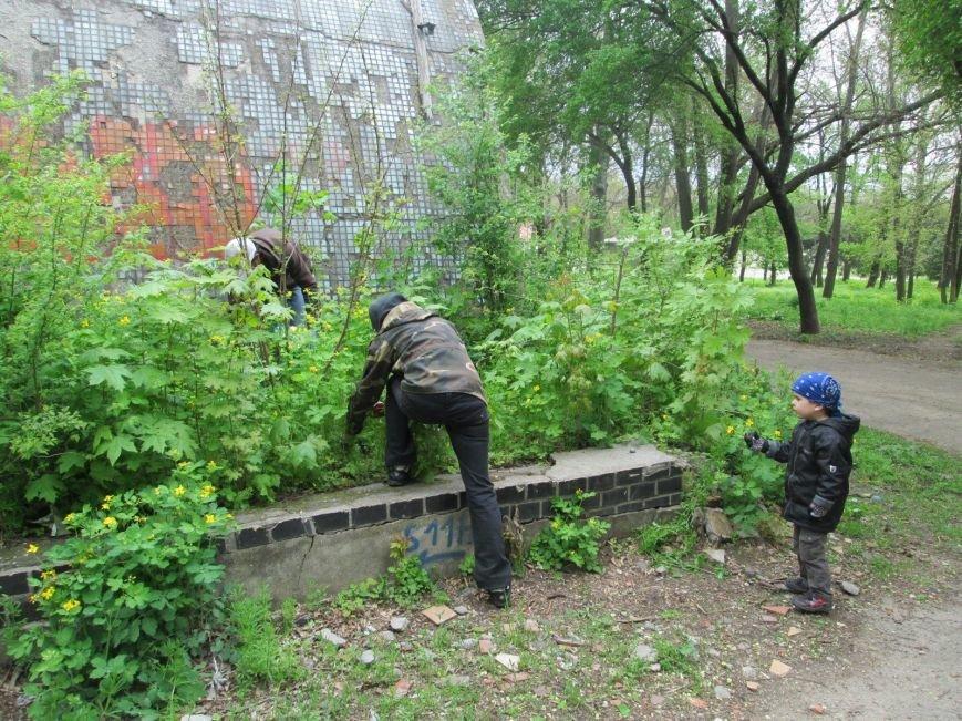 Одесские журналисты сделали город немного чище (фото) - фото 1