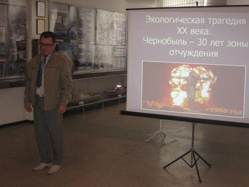 Встреча с героями-чернобыльцами прошла в музее истории Бердянска (фото) - фото 5