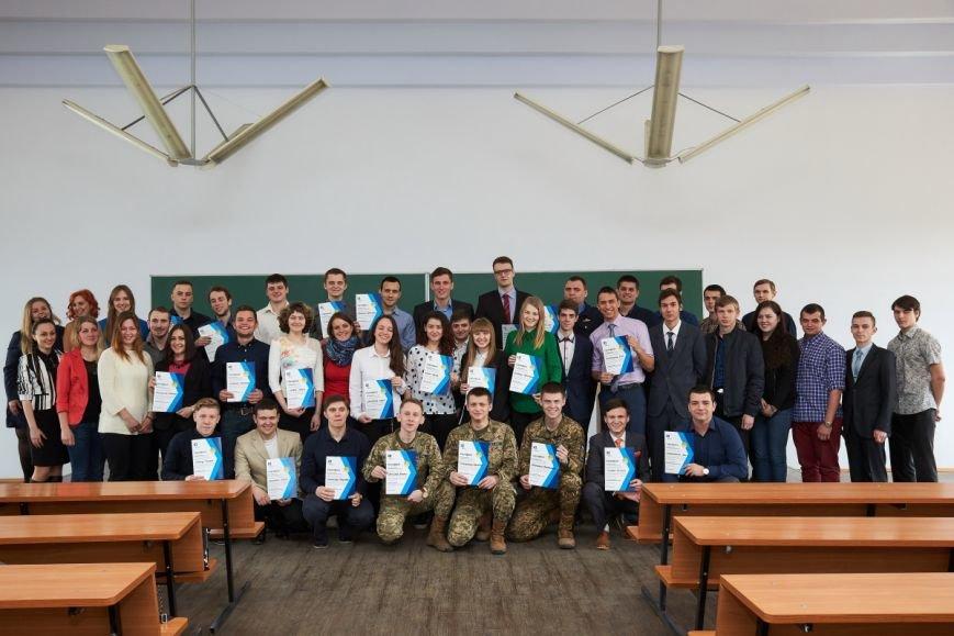Студенты Криворожского колледжа НАУ выиграли поездку в Лондон от Фонда Бориса Колесникова, фото-1