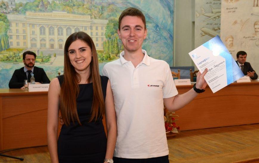 Студенты Криворожского колледжа НАУ выиграли поездку в Лондон от Фонда Бориса Колесникова, фото-3