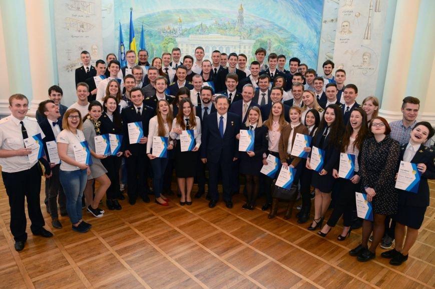 Студенты Криворожского колледжа НАУ выиграли поездку в Лондон от Фонда Бориса Колесникова, фото-4
