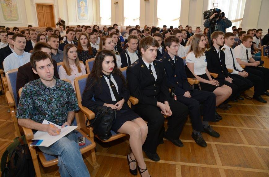 Студенты Криворожского колледжа НАУ выиграли поездку в Лондон от Фонда Бориса Колесникова, фото-2
