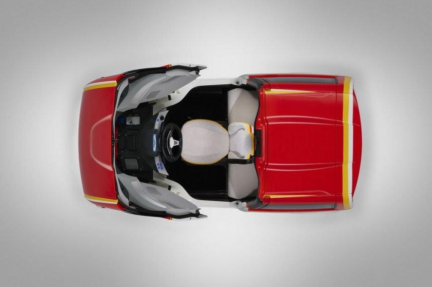 Shell створює конкурента для smart (фото) - фото 3