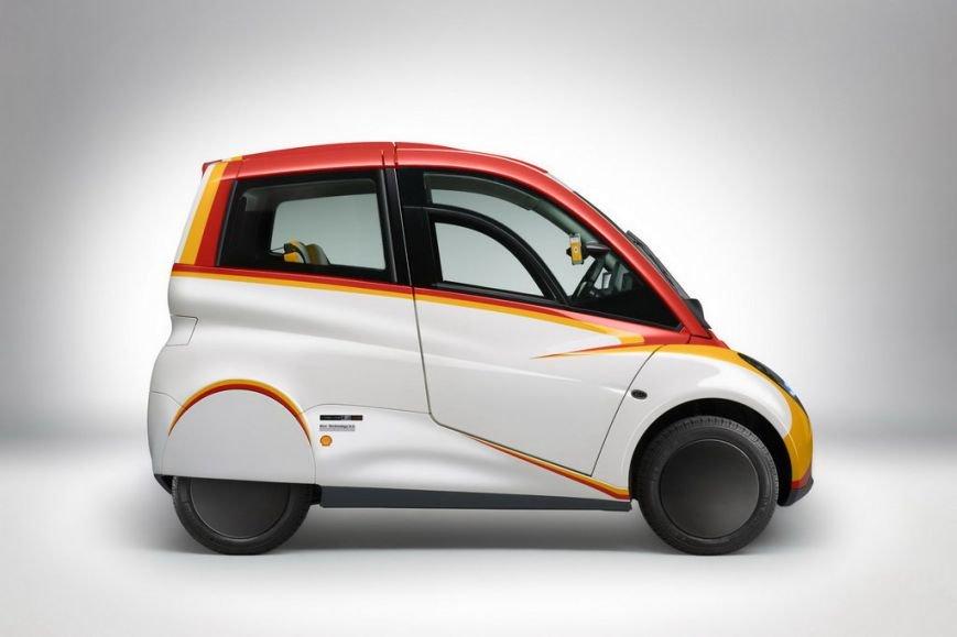 Shell створює конкурента для smart (фото) - фото 2