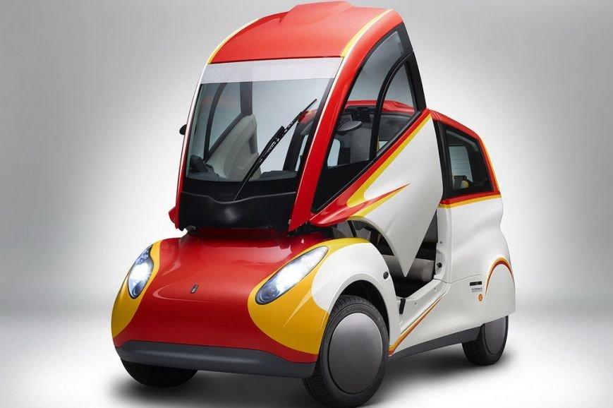 Shell створює конкурента для smart (фото) - фото 1