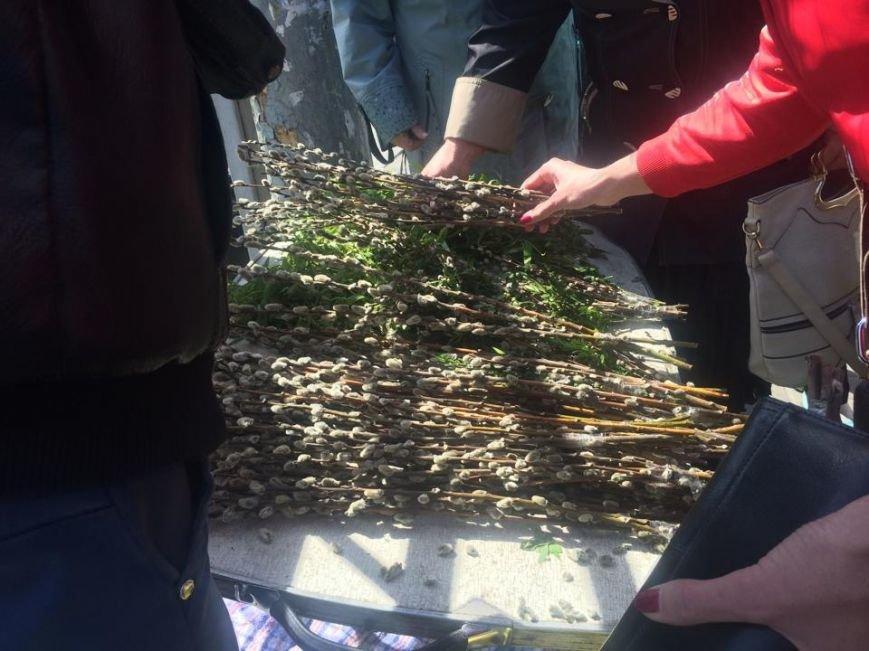 Мариупольцы готовятся встретить Вербное Воскресенье (Фотофакт), фото-5