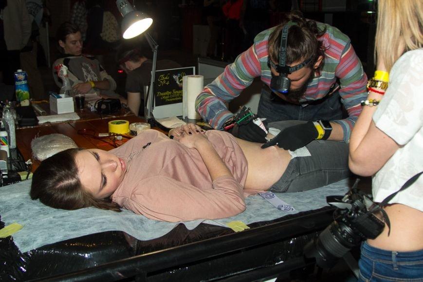 В Днепропетровске прошел фестиваль тату (ФОТОРЕПОРТАЖ), фото-2