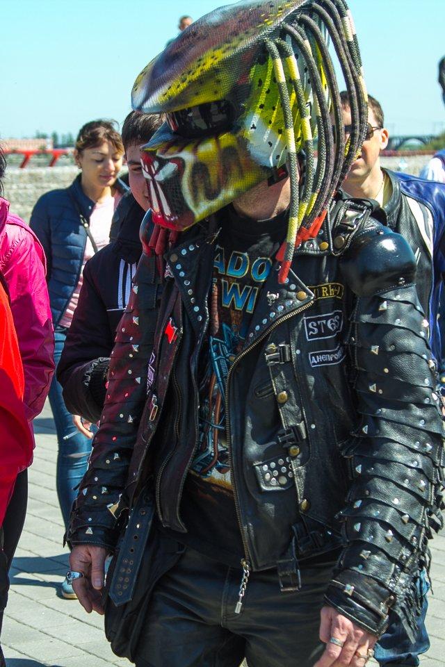 Что делали более 500 байкеров на набережной Днепропетровска (ФОТО), фото-10