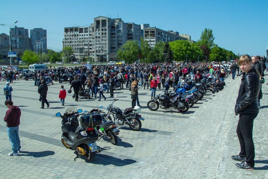 Что делали более 500 байкеров на набережной Днепропетровска (ФОТО), фото-1