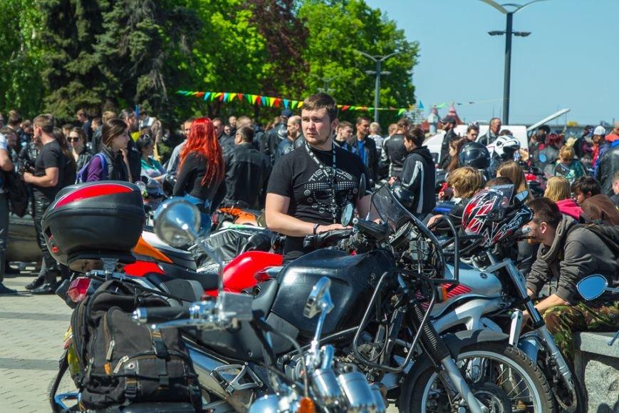 Что делали более 500 байкеров на набережной Днепропетровска (ФОТО), фото-7