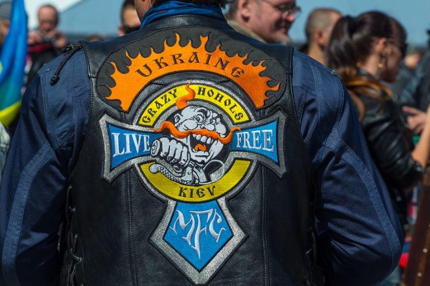 Что делали более 500 байкеров на набережной Днепропетровска (ФОТО), фото-16
