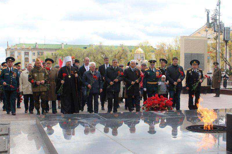 Кадеты прошли парадом по главной площади Белгорода, фото-12