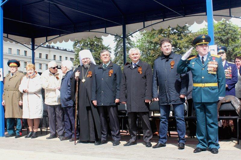 Кадеты прошли парадом по главной площади Белгорода, фото-3