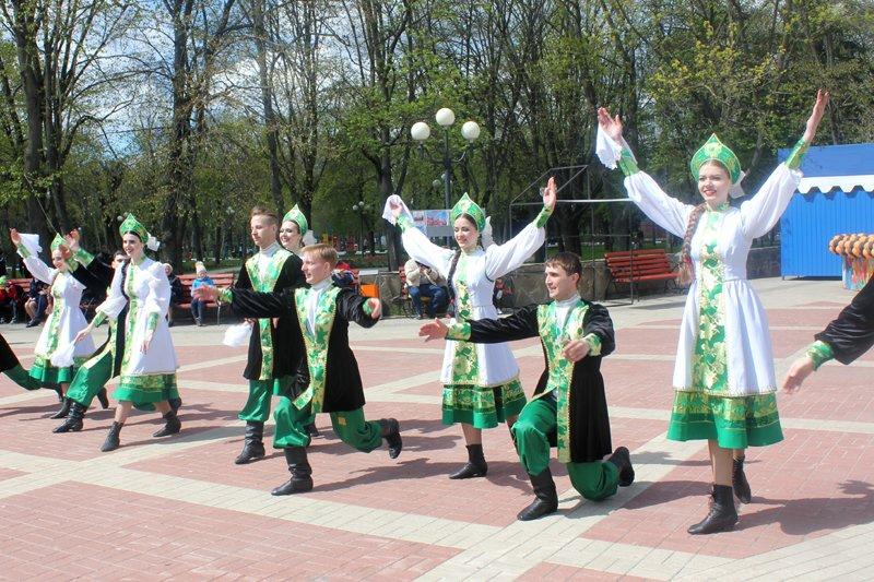 Кадеты прошли парадом по главной площади Белгорода, фото-15