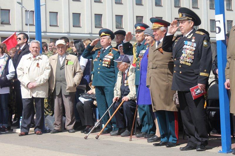 Кадеты прошли парадом по главной площади Белгорода, фото-5