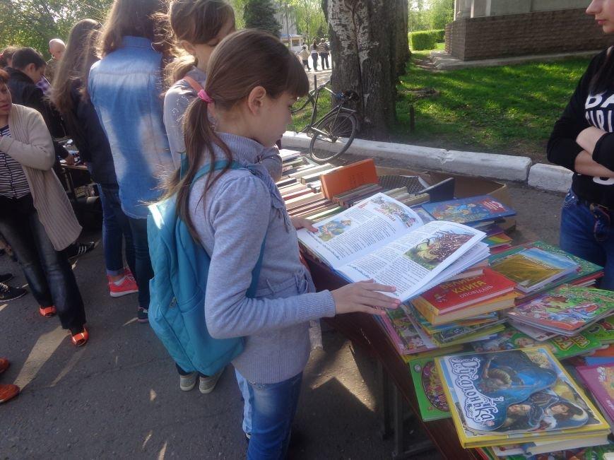 Студенты Красноармейска (Покровска) провели масштабную благотворительную акцию во имя спасения детской жизни (фото) - фото 4