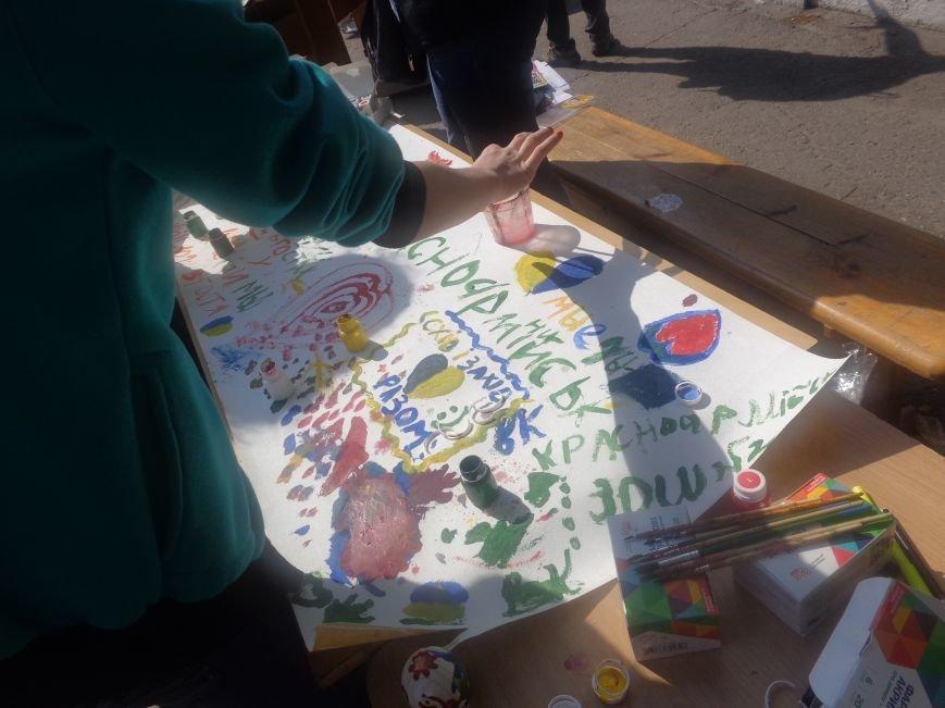 Студенты Красноармейска (Покровска) провели масштабную благотворительную акцию во имя спасения детской жизни (фото) - фото 12