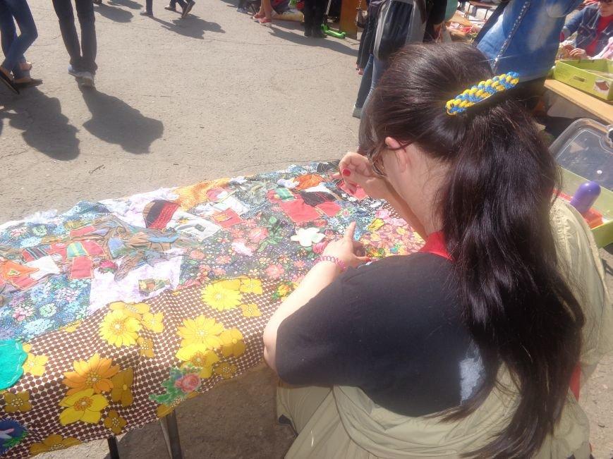 Студенты Красноармейска (Покровска) провели масштабную благотворительную акцию во имя спасения детской жизни (фото) - фото 6