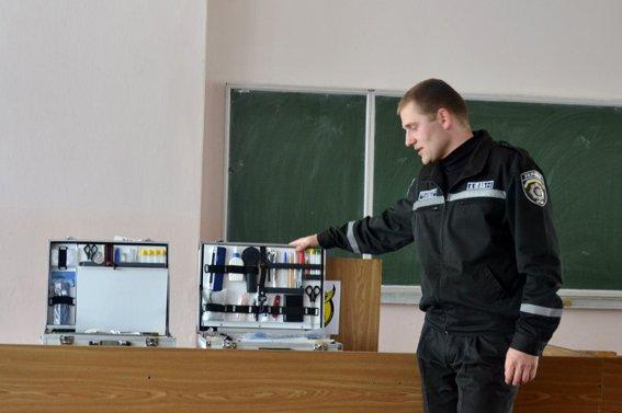 У Рівному судовий експерт провів семінар для студентів (фото) - фото 3