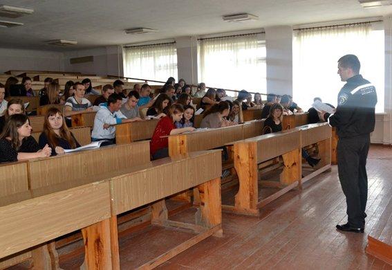 У Рівному судовий експерт провів семінар для студентів (фото) - фото 2