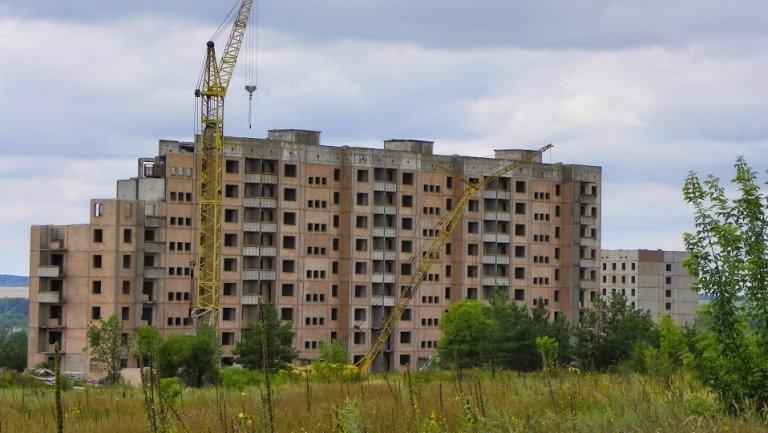 Борки Мертвый город