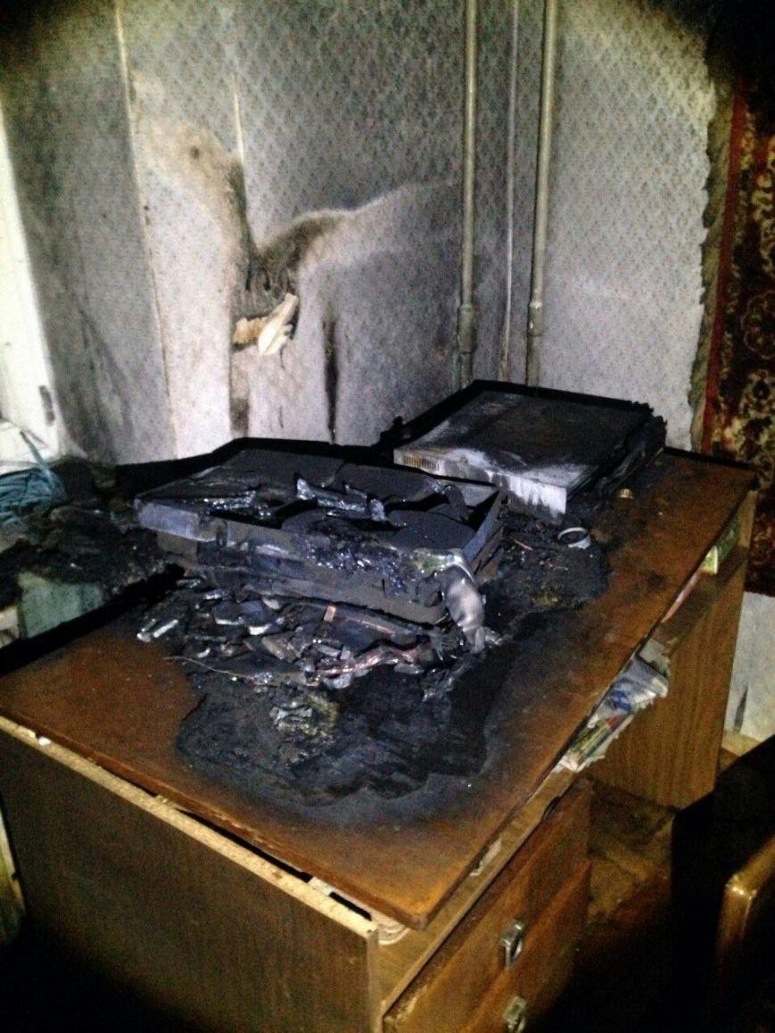 Пожар в центре Днепропетровска: есть пострадавшие (ФОТО) (фото) - фото 3