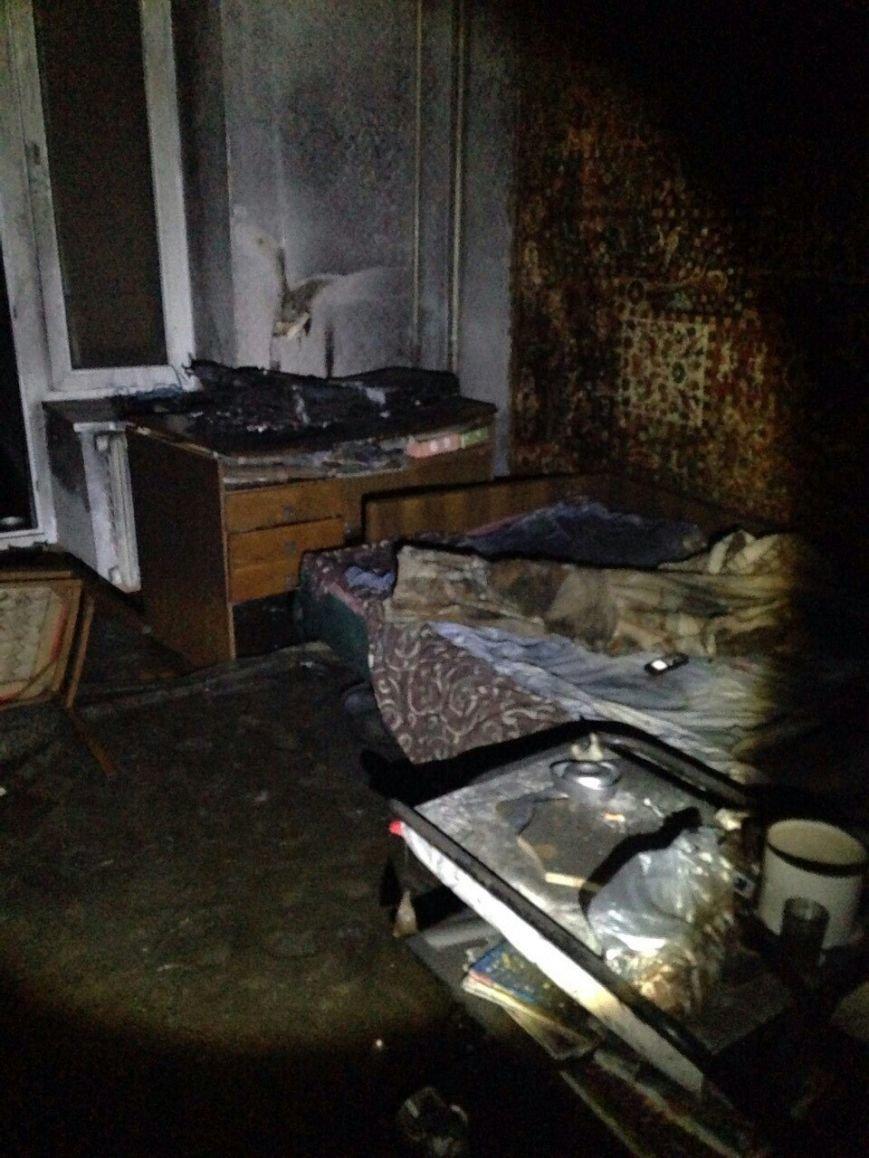 Пожар в центре Днепропетровска: есть пострадавшие (ФОТО), фото-2