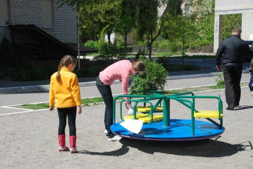 Как в Кременчуге на субботнике убирались мэр, заместители, депутаты и другие жители города, фото-15