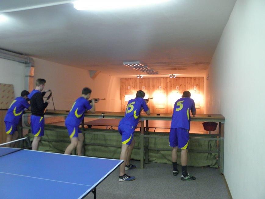 Команда Красноармейского (Покровского) профессионального лицея заняла 2 место в областной спартакиаде (фото) - фото 7