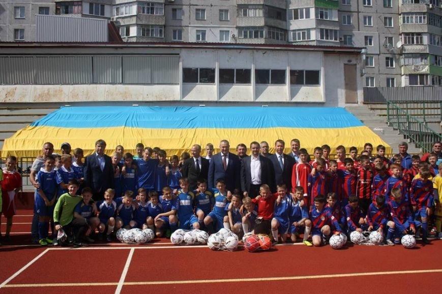 У Херсоні відбувся турнір юних футболістів (фото) (фото) - фото 1