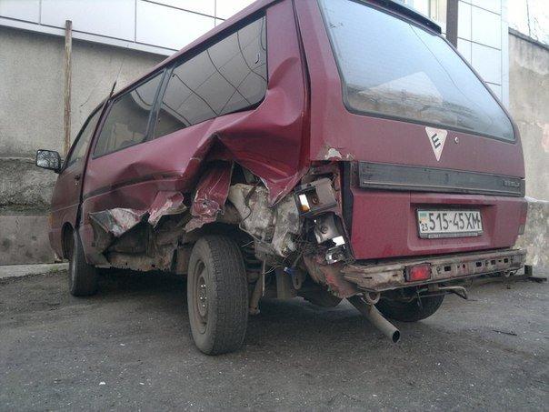 В Черноморске произошла автомобильная авария (+фото) (фото) - фото 3