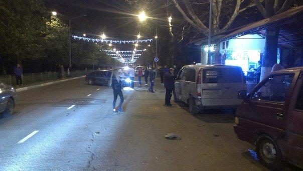 В Черноморске произошла автомобильная авария (+фото) (фото) - фото 9