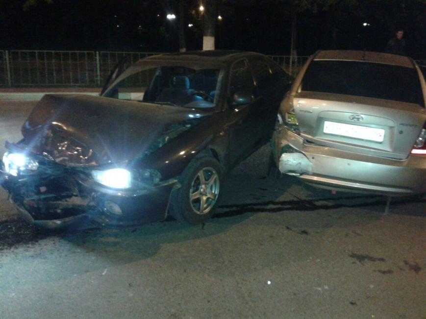 В Черноморске произошла автомобильная авария (+фото) (фото) - фото 2