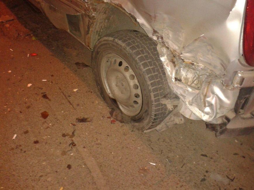 В Черноморске произошла автомобильная авария (+фото), фото-5