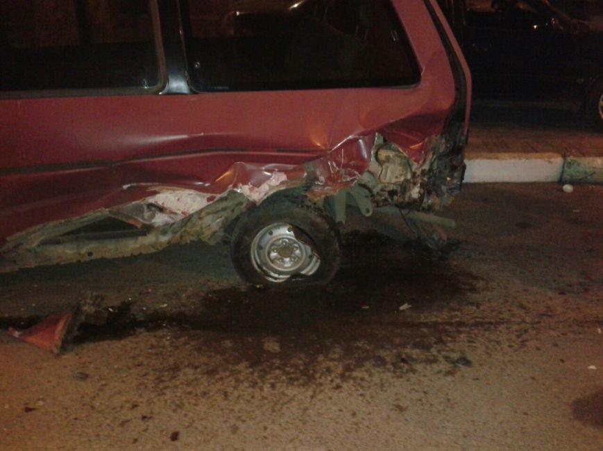 В Черноморске произошла автомобильная авария (+фото) (фото) - фото 8