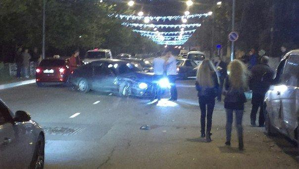 В Черноморске произошла автомобильная авария (+фото) (фото) - фото 4