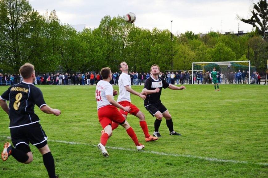 У Житомирі відкрили футбольний сезон, фото-5
