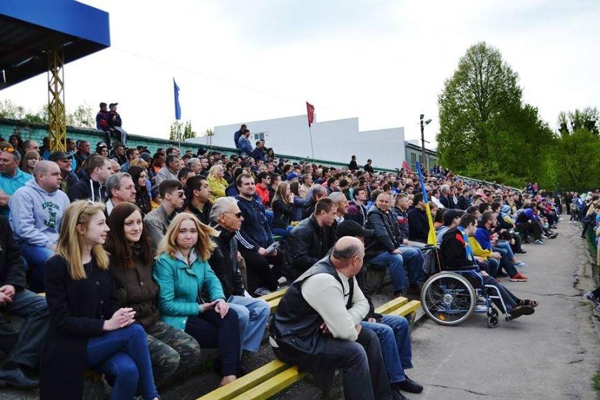 У Житомирі відкрили футбольний сезон, фото-3