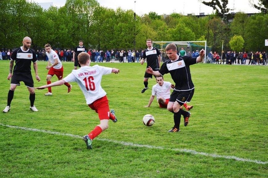 У Житомирі відкрили футбольний сезон, фото-2