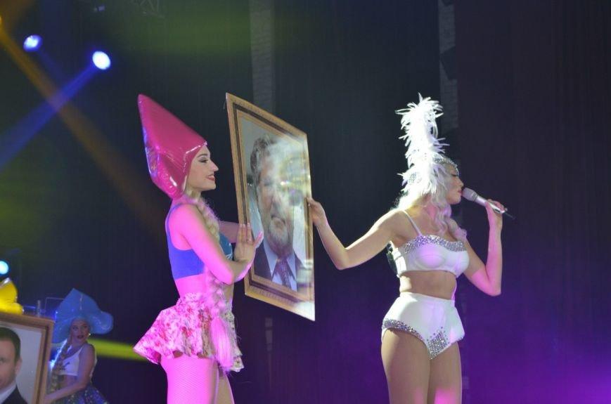 В Мариуполе Ольга Полякова взорвала зал и заставила зрителей танцевать (ФОТОРЕПОРТАЖ+ВИДЕО) (фото) - фото 4