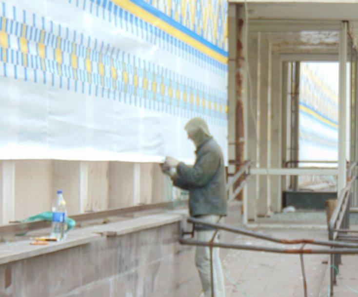 В Вербное воскресенье преобразилось здание сгоревшего горсовета (ФОТО), фото-1