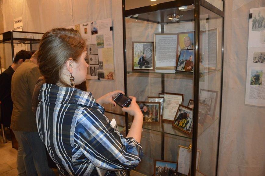 В Днепропетровске представили выставку, посвященную 30-летию Чернобыльской катастрофы (ФОТО), фото-10