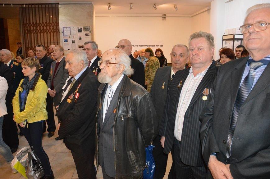 В Днепропетровске представили выставку, посвященную 30-летию Чернобыльской катастрофы (ФОТО), фото-4