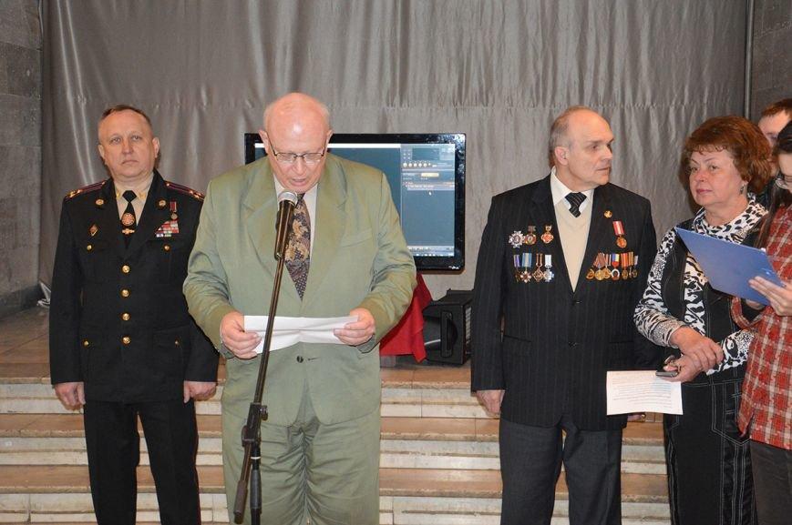 В Днепропетровске представили выставку, посвященную 30-летию Чернобыльской катастрофы (ФОТО), фото-2