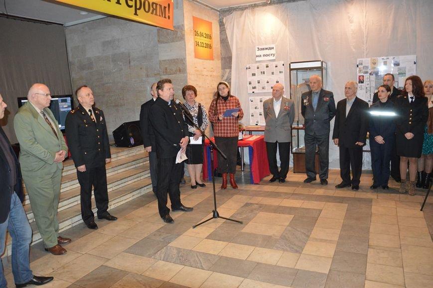 В Днепропетровске представили выставку, посвященную 30-летию Чернобыльской катастрофы (ФОТО), фото-3